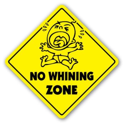 nowhining