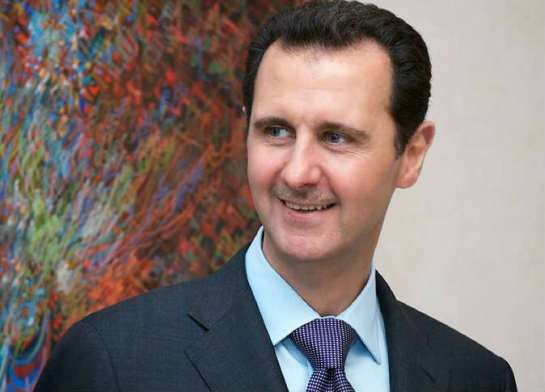 Bashar Al-Assad has won