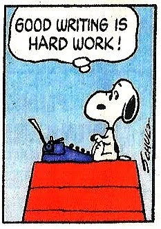 Good+Writing+is+Hard+Work
